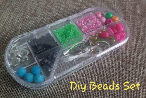Mini Diy Beads Box - Model 1
