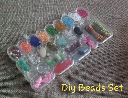 Diy - Beads Box - Rectangular- Model 3