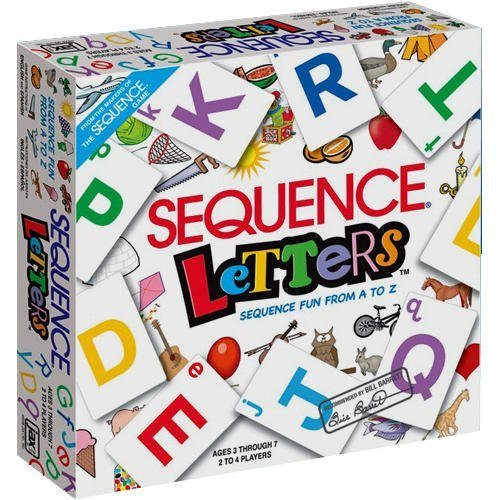 Sequence Letter Game