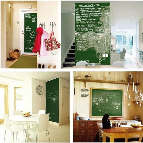 Green Board Wall Stickers for Kids