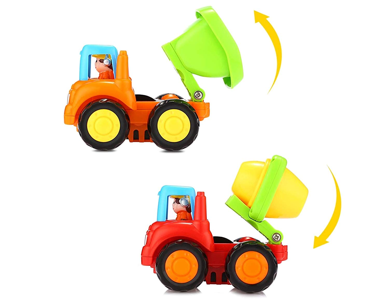 Engineering Vehicles - Tractor / Bulldozer / Dumper / Cement Mixer