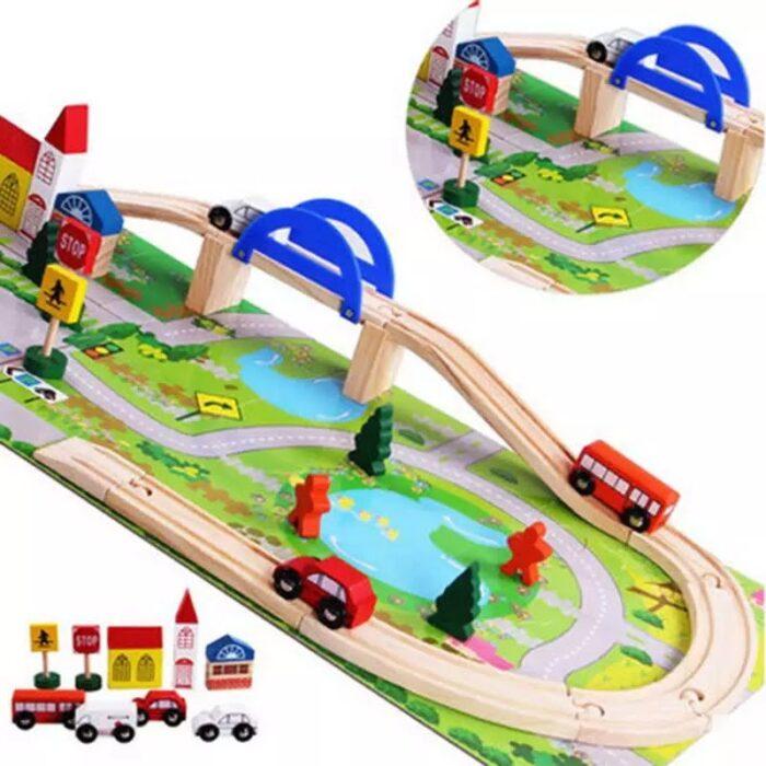 Rail Over Pass