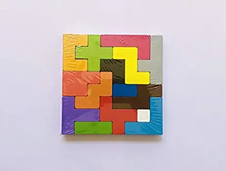 Wooden Toy - Cube Game - Cognitive Skill Toy