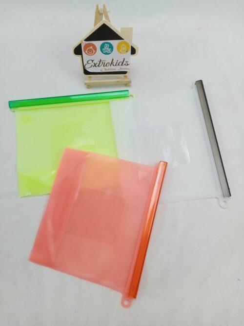 Silicon Fridge Storage pouch - High grade