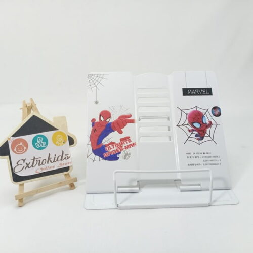 METAL BOOK STAND - Foldable - easy to carry and good quality
