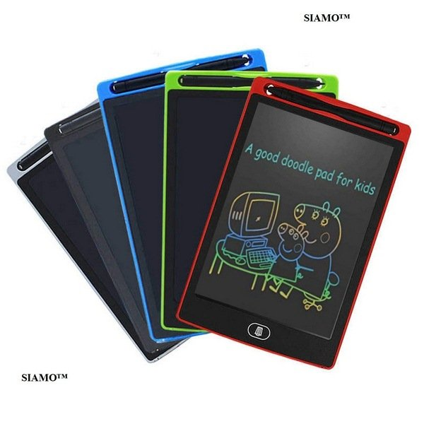 LCD Writing Tablet,Electronic Writing &Drawing Board Doodle Board, 8.5inch Handwriting Paper Drawing Tablet Gift for Kids and Adults at Home,School and Office
