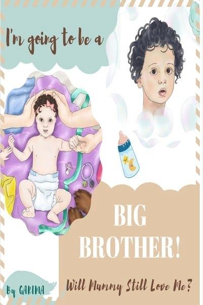 Extrokids Big Brother Books BKN0032