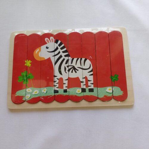 Extrokids Zebra - Red