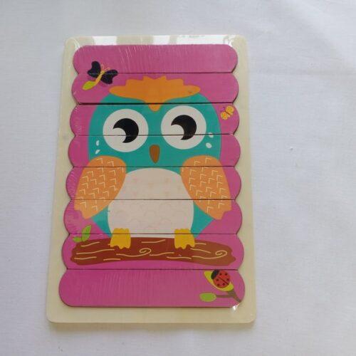 Extrokids Owl - Pink