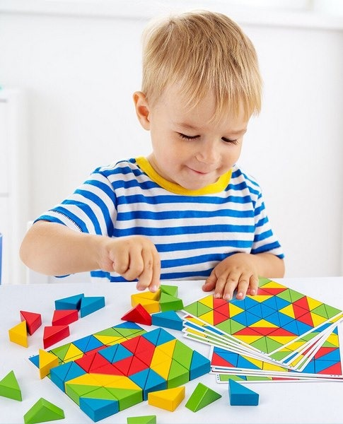 Extrokids Triangle Building Block