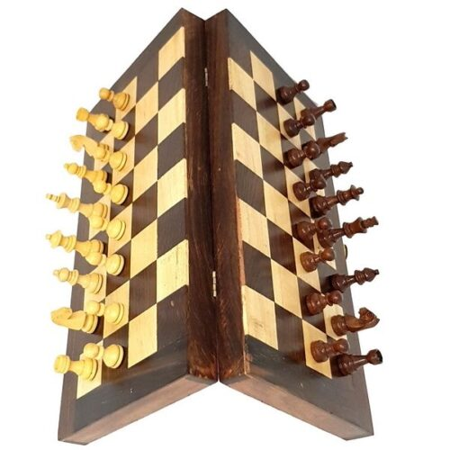 Extrokids 12 Inch Magnetic Chess Board