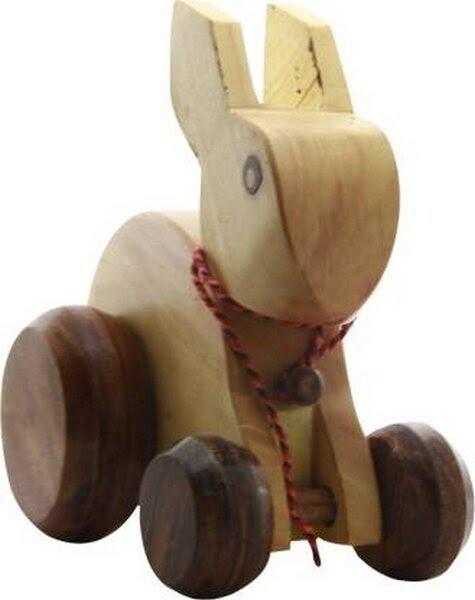 Extrokids Rabbit String Toy