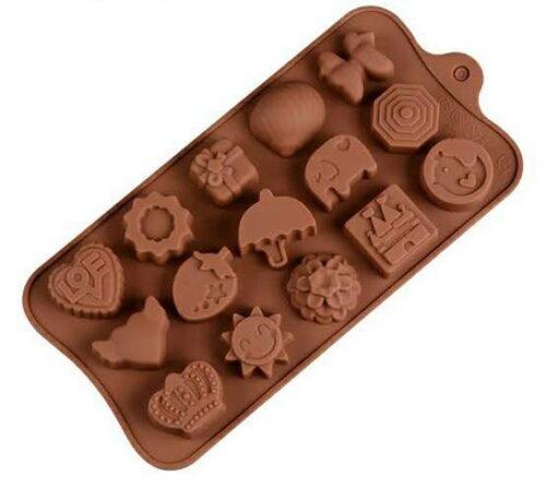 Extrokids Chocolate Mould - Umbrella - EK1821