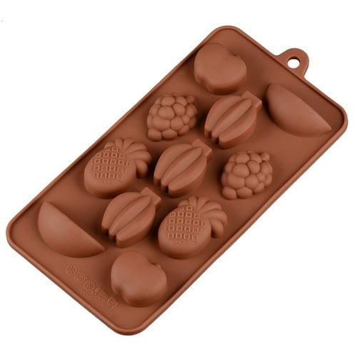 Extrokids Chocolate Mould - Fruits - EK1823