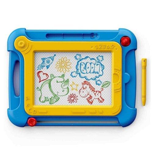 Extrokids Montessori Magic Drawing & Writing Board for Kids Children Educational Writing Board - EKR0036