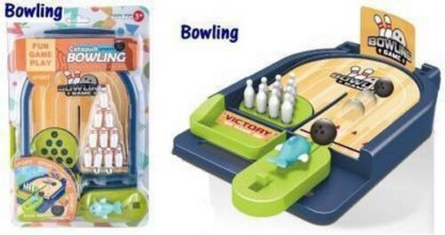 Extrokids Pre Schooler Fun Game Play Catapult Sports Bowling - EKR0049A