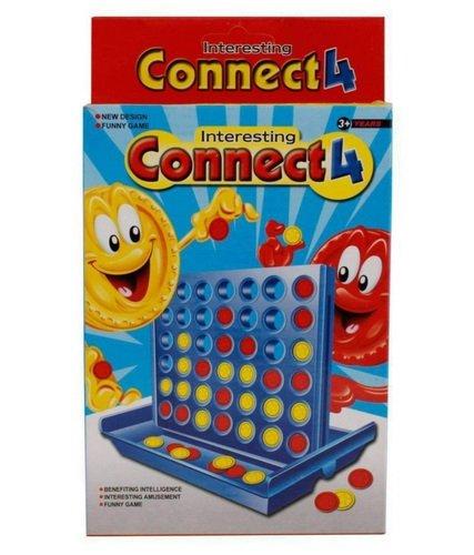Extrokids Fun Play Interesting Connect 4 Wisdom Game - EKR0066