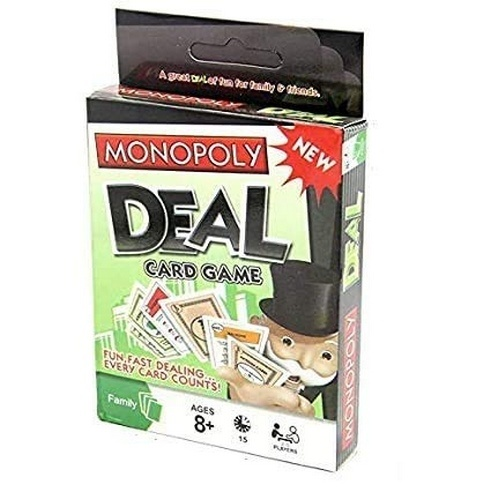 Extrokids Family Games and Fun with Deal Cards - EKR0070
