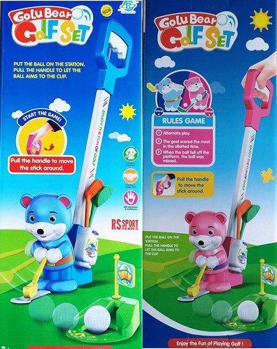 Extrokids Funplay Golu Bear Golf Set Sports Indoor & Outdoor Games for Kids - EKR0098