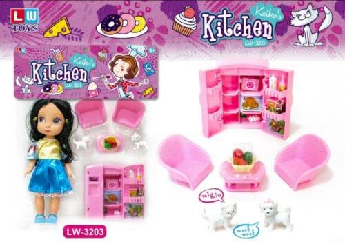Extrokids Kitchen Set (Multicolor) - EKR0118