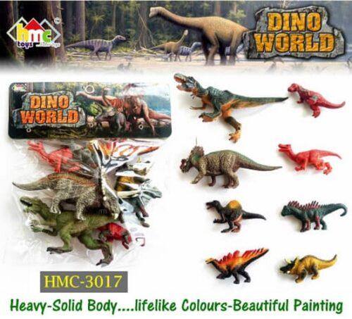 Extrokids Montessori Learning Dinosaur Play Set 2 Toys for Kids - EKR0152