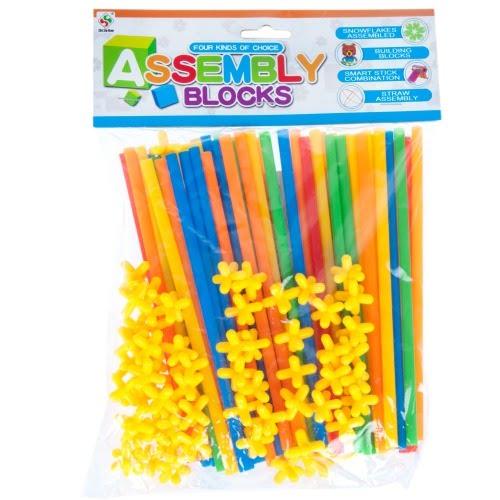 Extrokids Mega Creative Construction blocks with PVC Blocks - EKR0167