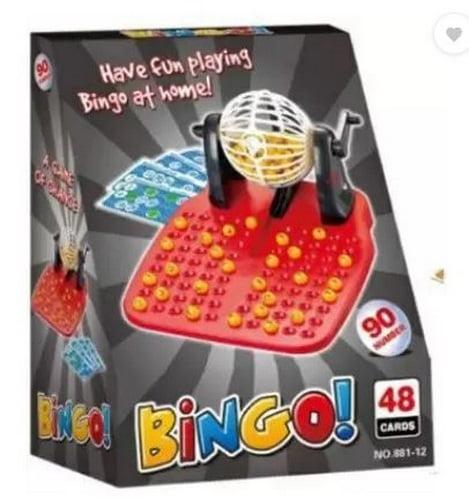 Extrokids Fun Play Pre Schooler Bingo Lotto Game - EKR0180