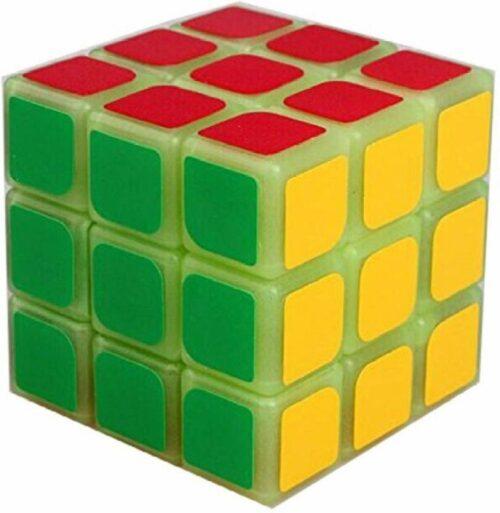 Extrokids Glow in Dark Rubik Cubes - EKR0228