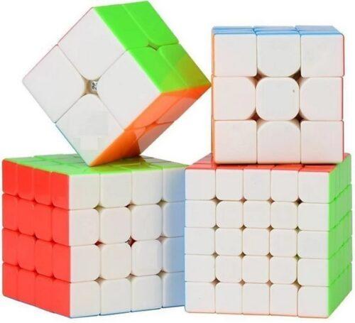 Extrokids Prime 4 in 1 Rubiks cube - EKR0229