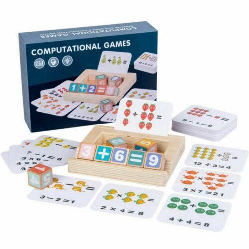 Extrokids Mathematics Board Learning Educational Kids Toys - EKT1856