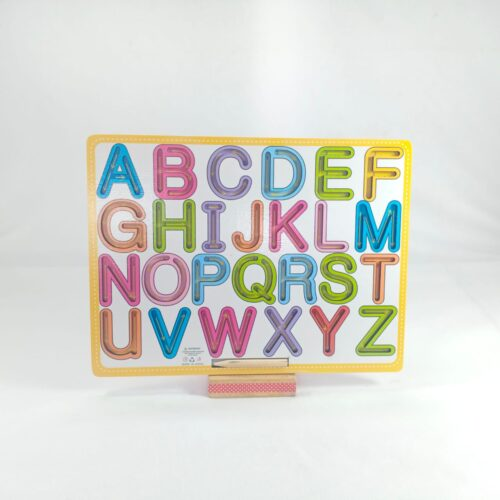Extrokids Wooden Tracing Board - Uppercase ABC