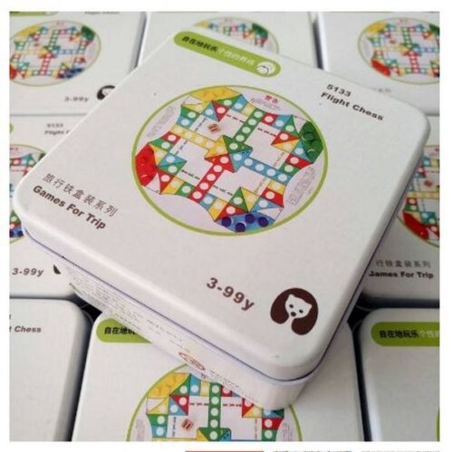 Extrokids Wooden Geometry Block Game Toy flight Chess - EKT1896Q