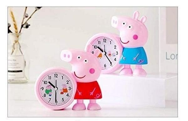 Extrokids Peppa Pig Alaram Clock - EKH0093