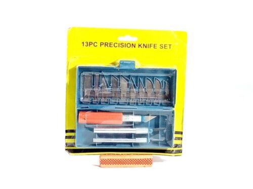 Extrokids 13PC Precision Knife Set -  EKSD0004